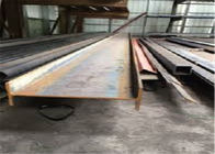 Construction Material I Beam Steel Weight 17 - 35kg Under Multiple Conditions