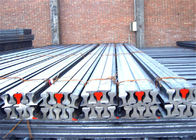 Material 55Q / Q235B Light Steel Rail Strong Hardness For Railway Rail