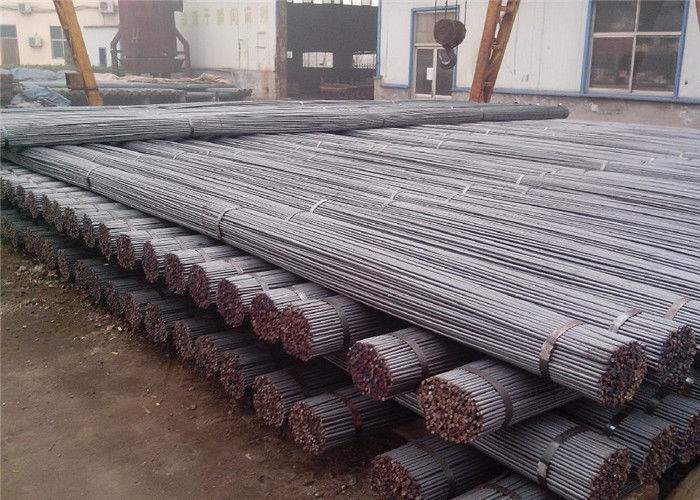 Non Alloy Steel Round Bar Q234 Q345 Material AISI ASTM For Heavy Machinery